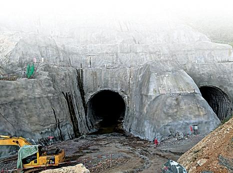 Financiamento garantido para a barragem de Caculo Cabaça