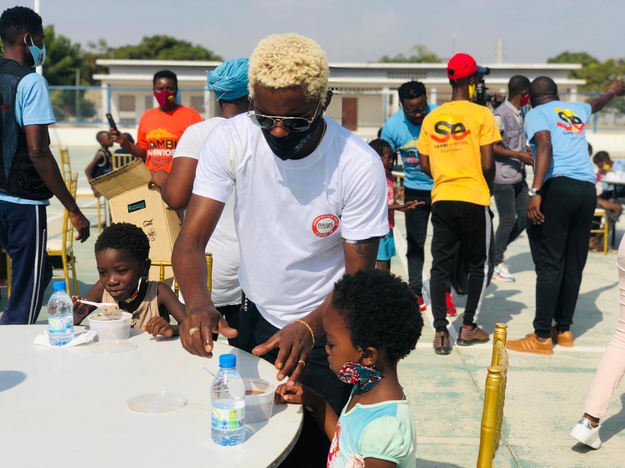 Lambas apoiam mais de 1.500 famílias em Luanda