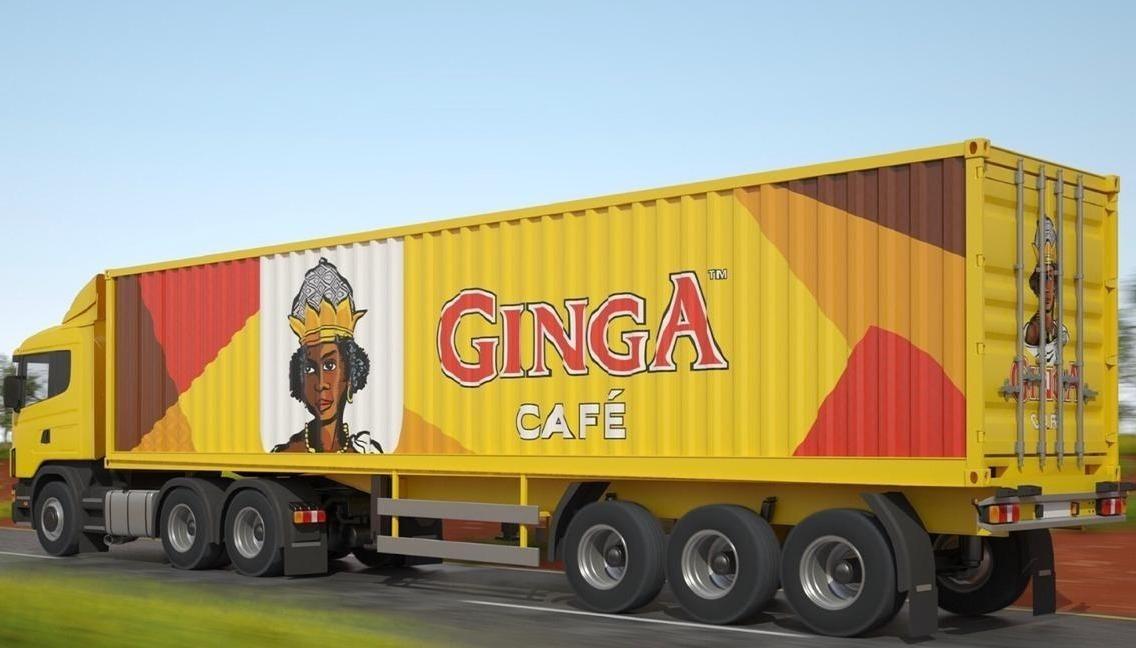 Angonabeiro exporta Café Ginga para Portugal