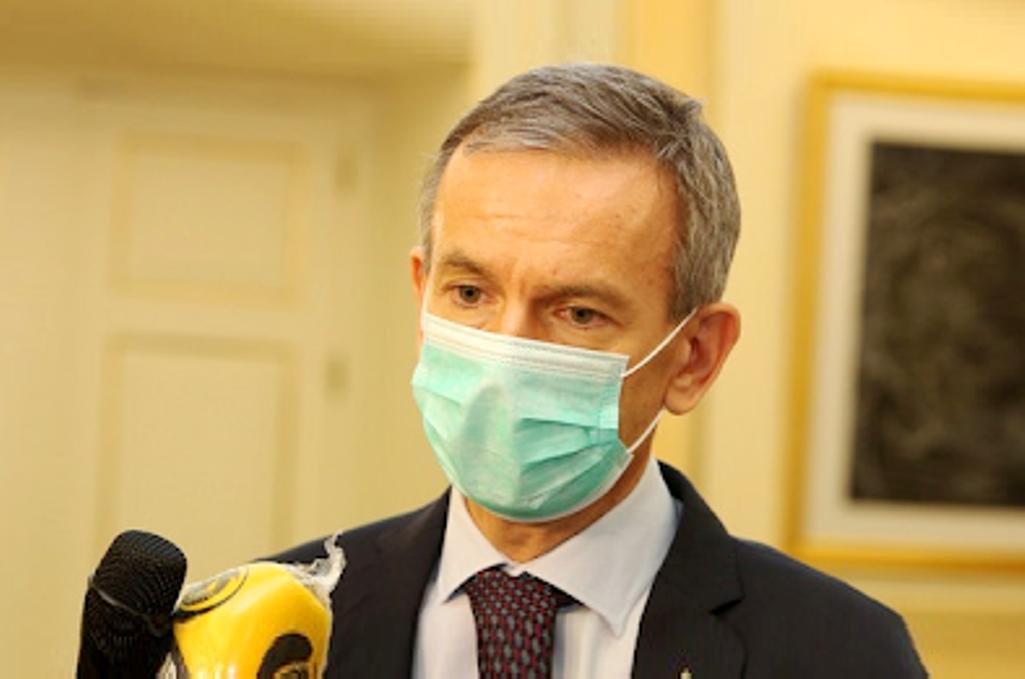 Tomas Ulicny afirma que UE vai continuar a apoiar Angola no combate à corrupção