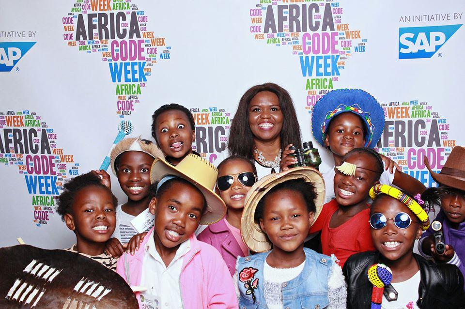 Africa Code Week 2019 revela impacto duradouro no reforço das actividades pedagógicas