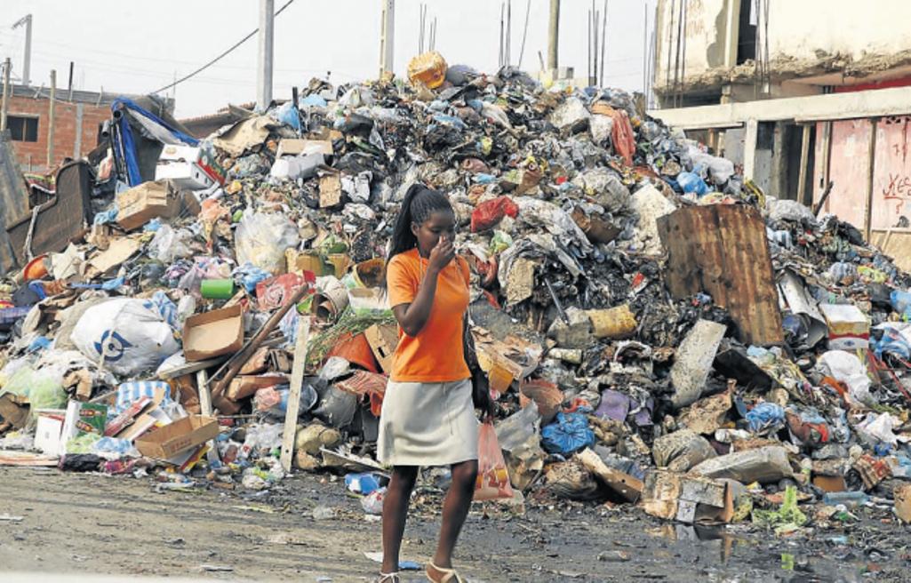 Aumento da produção de resíduos ameaça desenvolvimento do futuro comum