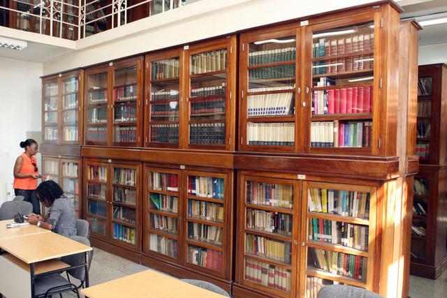 Estudos do PRODESI entregues à Biblioteca Nacional
