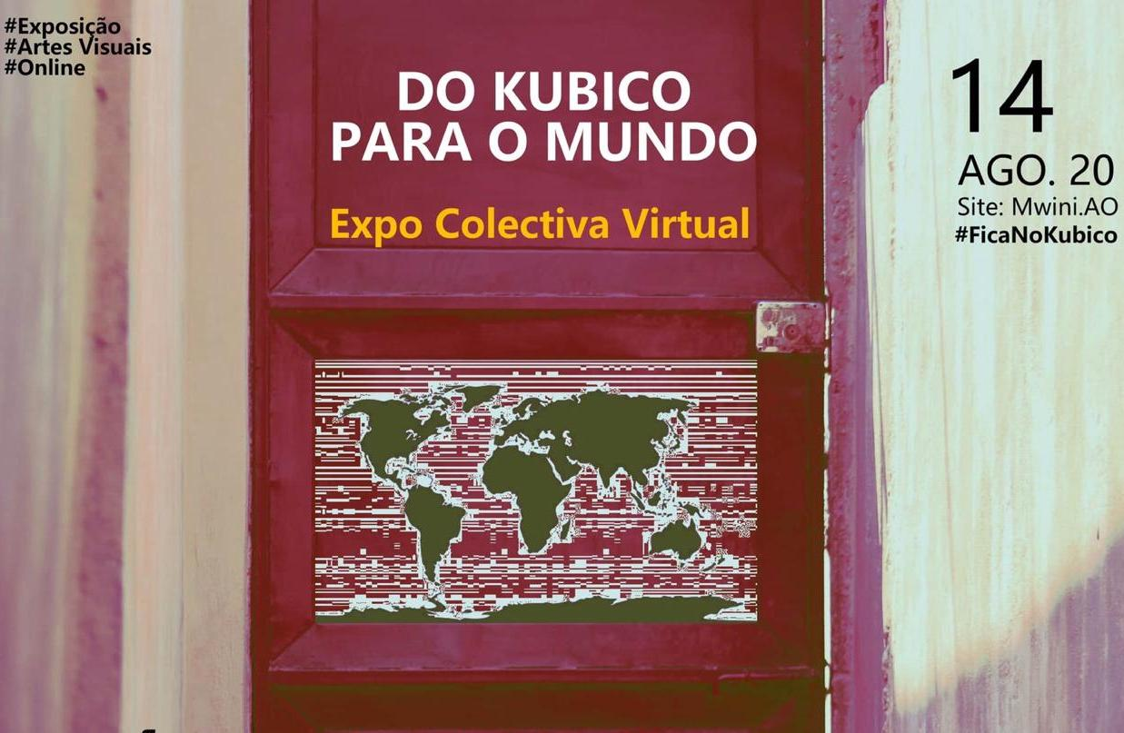 """Exposição sai """"Do Kubico Para o Mundo"""" nesta sexta-feira"""