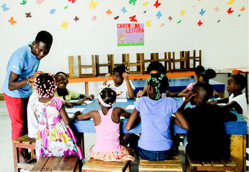 """""""A orientação vocacional das crianças"""" será debatida amanhã no FALE CONNOSCO"""