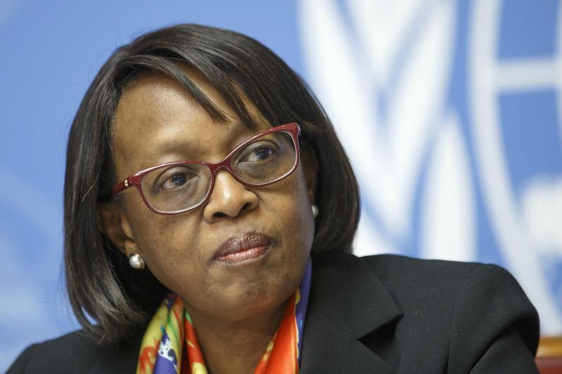40 países dispõem de políticas que regulam o uso de medicamentos tradicionais, declarou Matshidiso Moeti
