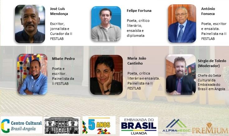CCBA promove encontro de escritores lusófonos