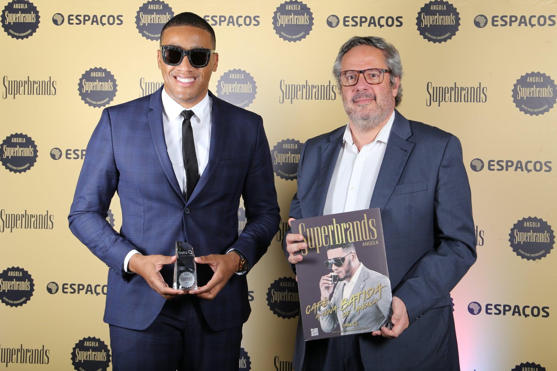 Delta Q e Café Ginga distinguidas nos prémios Superbrands 2020