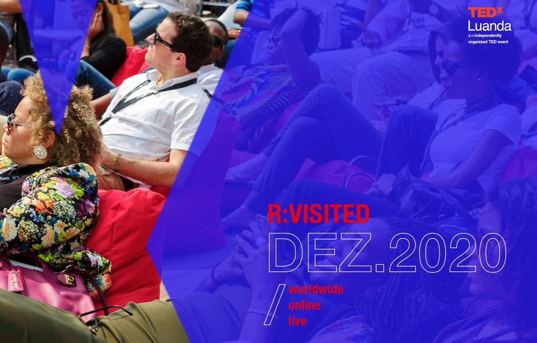 Edição 2020 do TEDx Luanda acontece online