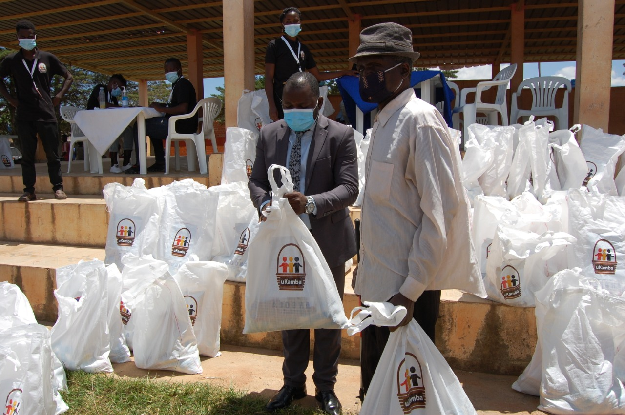 Projecto Ukamba regressa ao Huambo e apoia 5 mil famílias vulneráveis