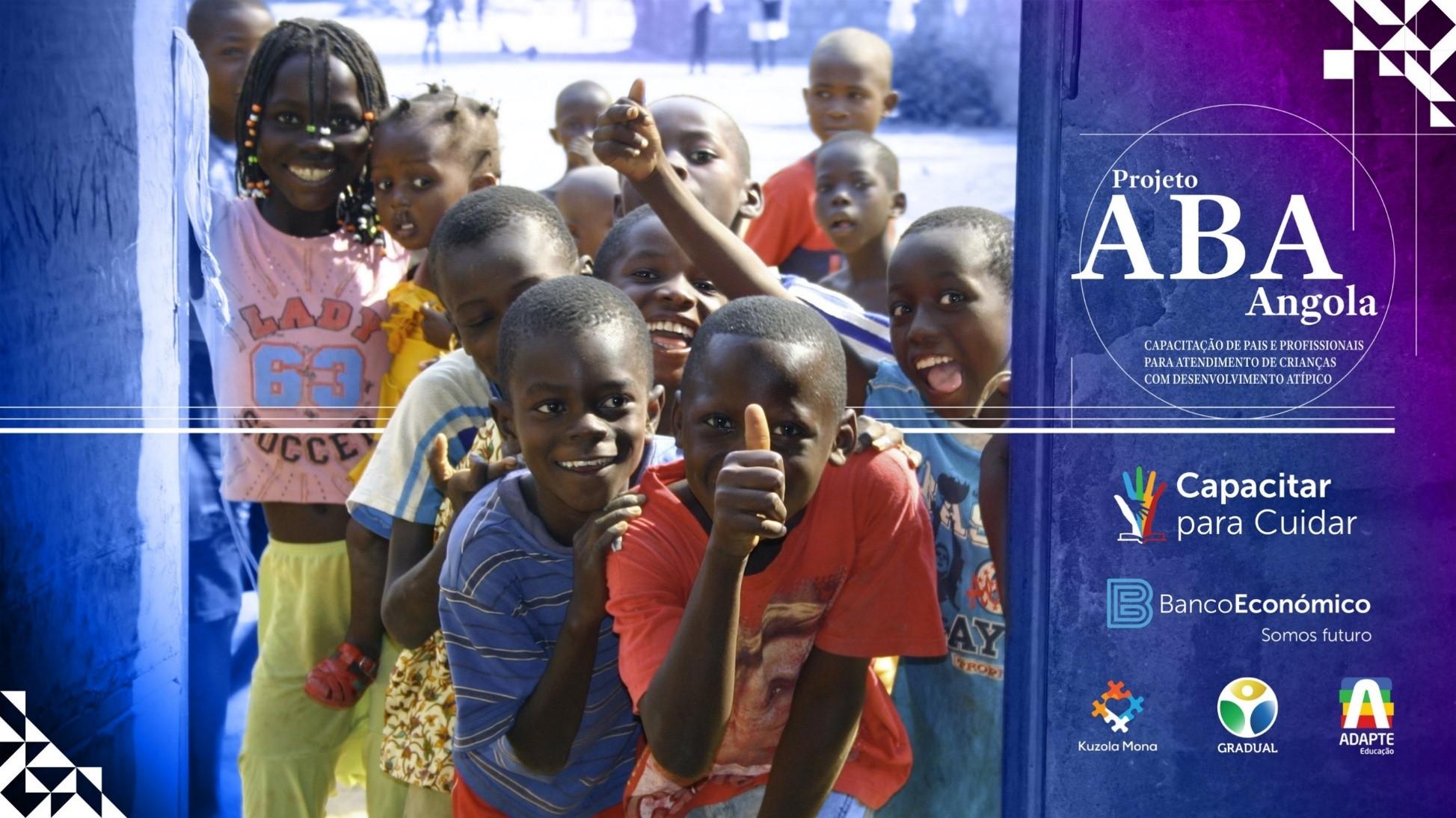 Projecto vai capacitar profissionais no tratamento de crianças com autismo