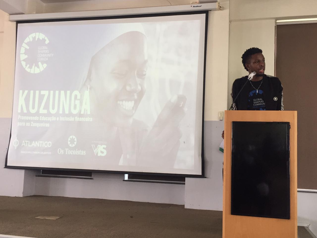 Global Shapers lançam programa de educação e inclusão financeira para mulheres zungueiras