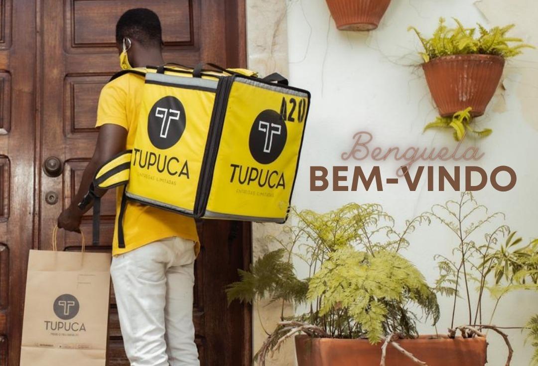 Serviços de entrega daTupuca iniciam amanhã em Benguela