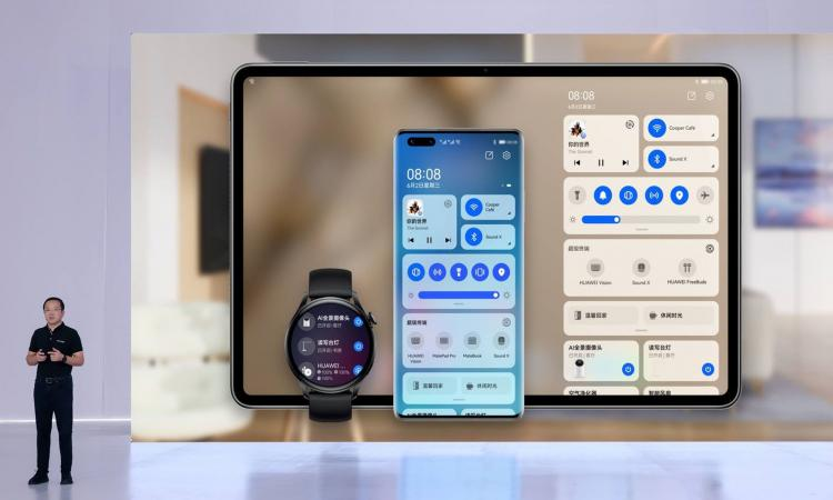 Huawei lança gama de novos produtos com HarmonyOS 2