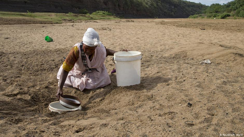 Angola prepara força tarefa para combater efeitos da seca no Cunene