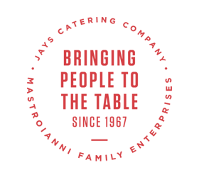 Jay's Catering Company | Bringing People To the Table Since 1967