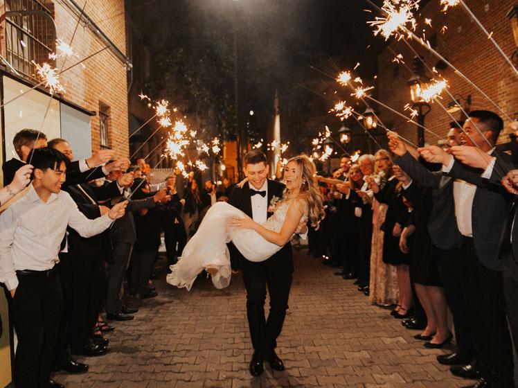 真正的婚礼