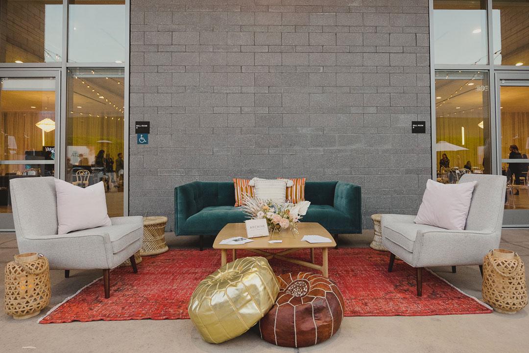 orange county lounge rentals