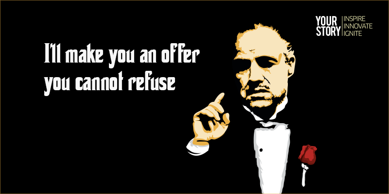 Godfather image: Offer you can't refuse