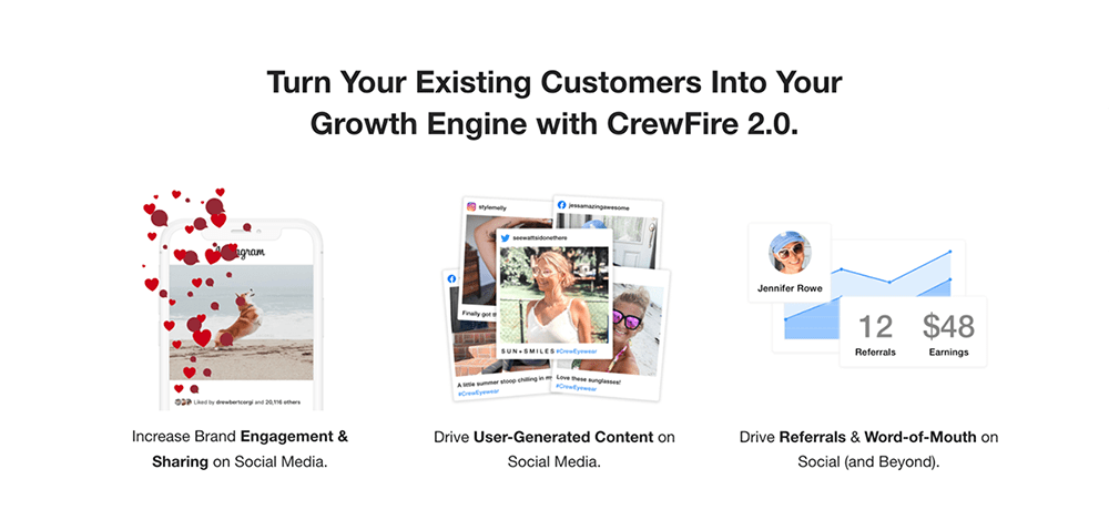 Crewfire solution