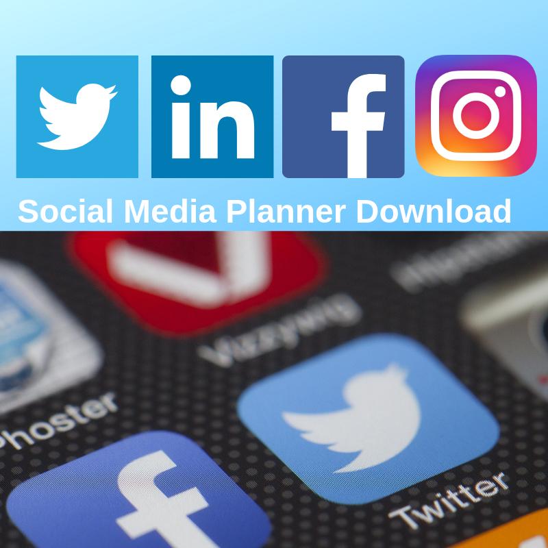 The Social Media Planner Download