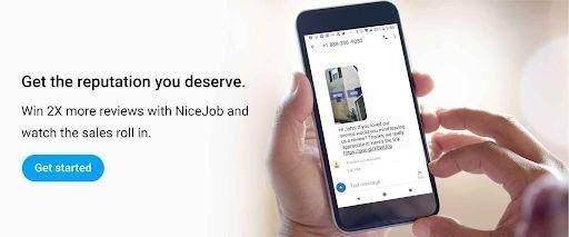 Get HomeStars reviews with NiceJob reputation marketing.