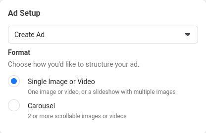 Set up ads in Facebook Messenger.