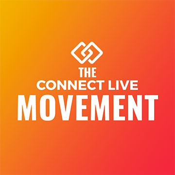 The Connect Live Movement button link