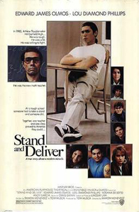 The Stand and Deliver movie poster