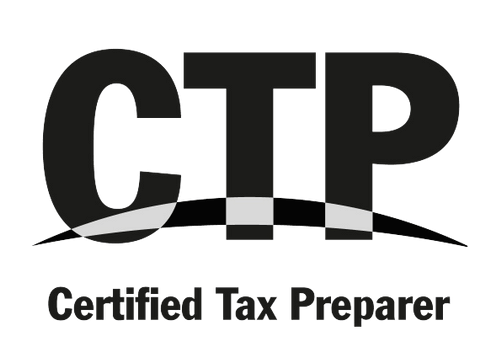 Certified Tax Preparer logo