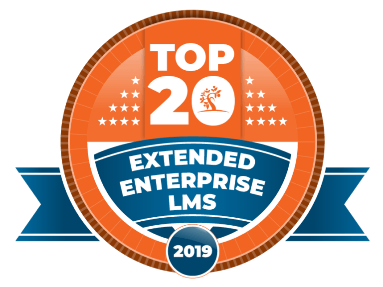 Top 20 Extended Enterprise LMS Award 2019