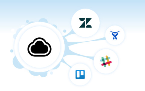 CloudApp connecting with other applications