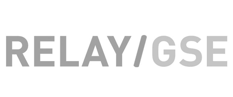 Relay/GSE logo