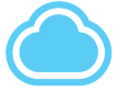 Blue CloudApp logo