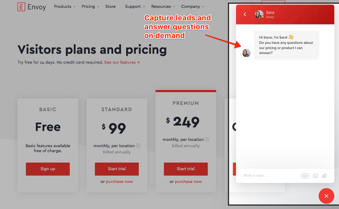 How to Design a Pricing Page for SaaS Companies | CloudApp Blog