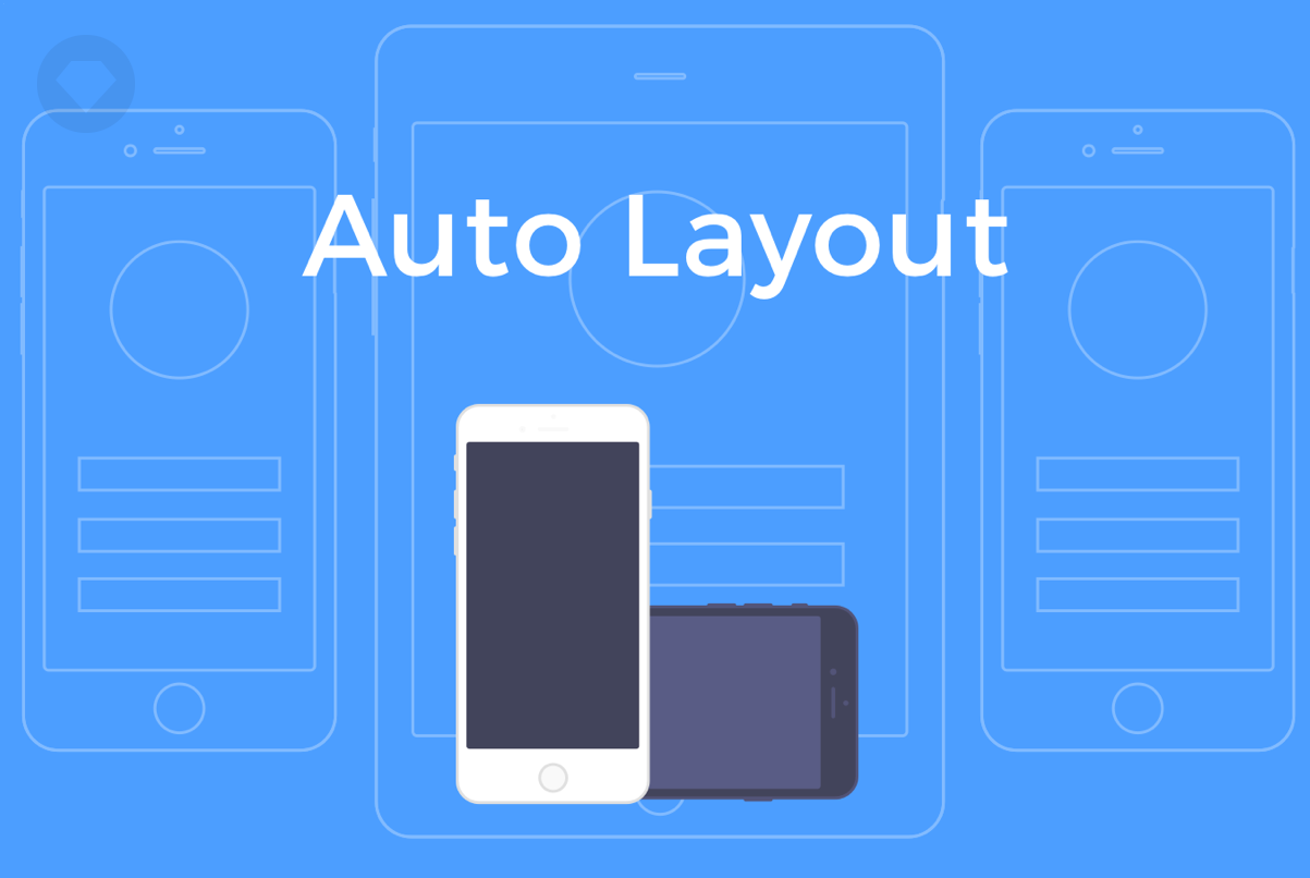 auto layout sketch
