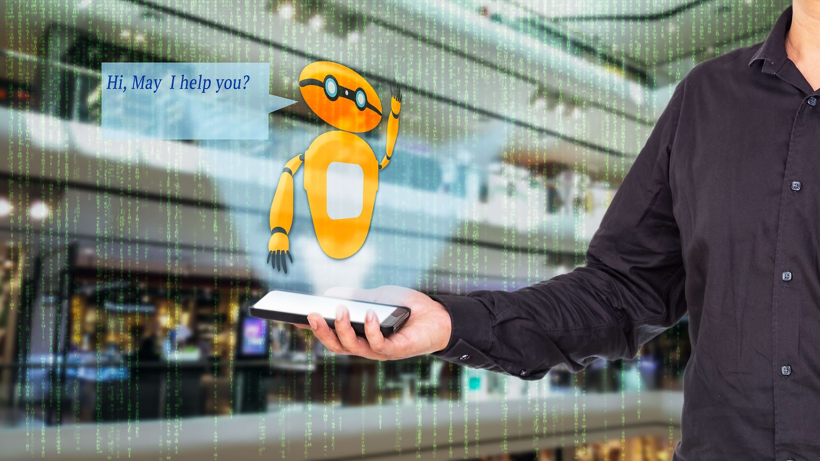 Chatbots Provide Instant Communication