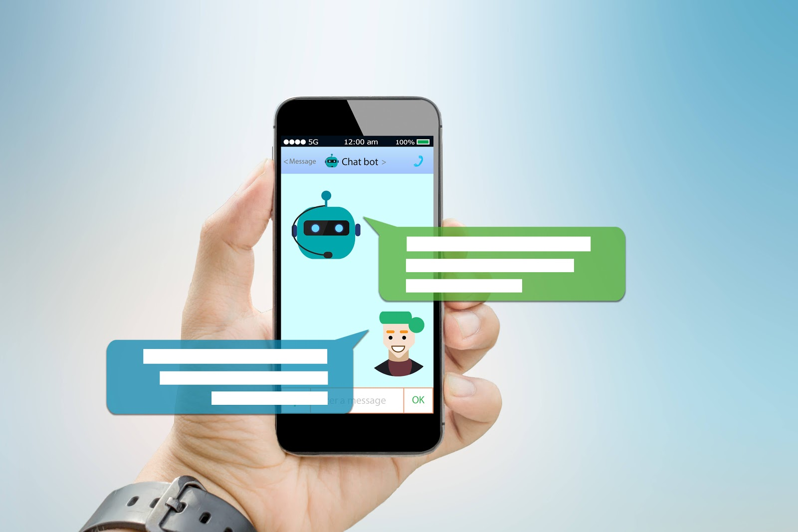 Reach Customers with Conversational Marketing