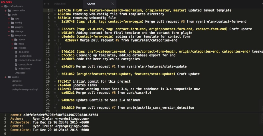 sublimegit_sublime_text_plugin