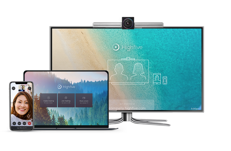 highfive video conferencing tool