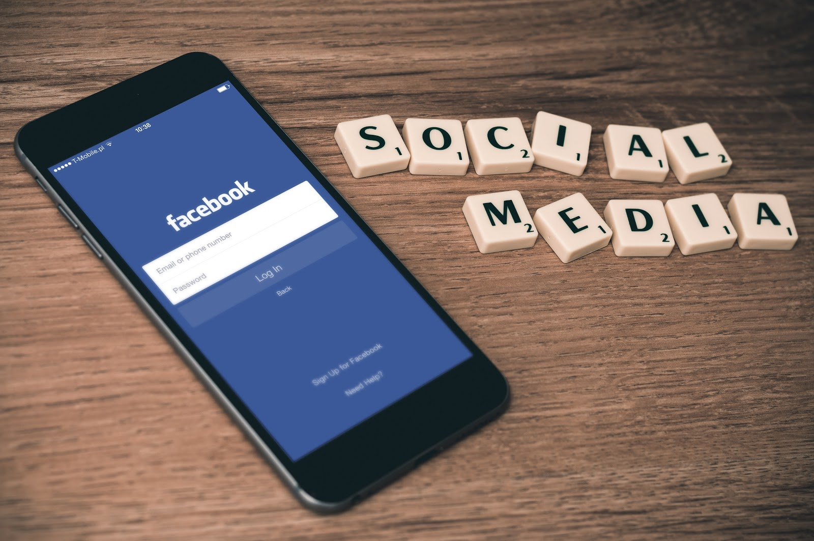 Respond to service complaints on social media.