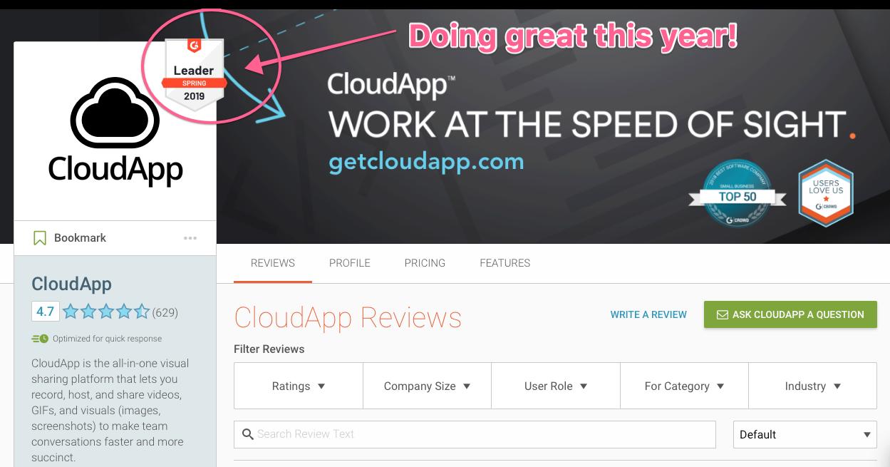 cloudapp g2 crowd