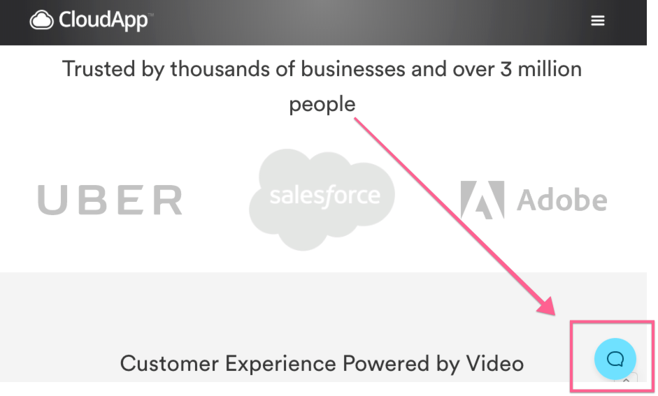 customer experience powered by video