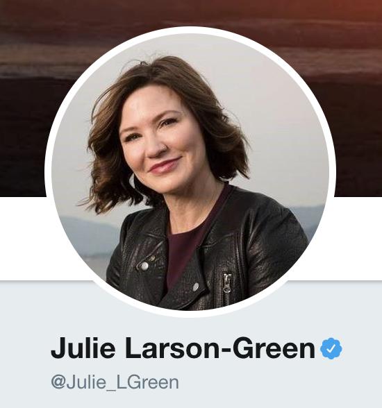 Julie Larson-Green Twitter