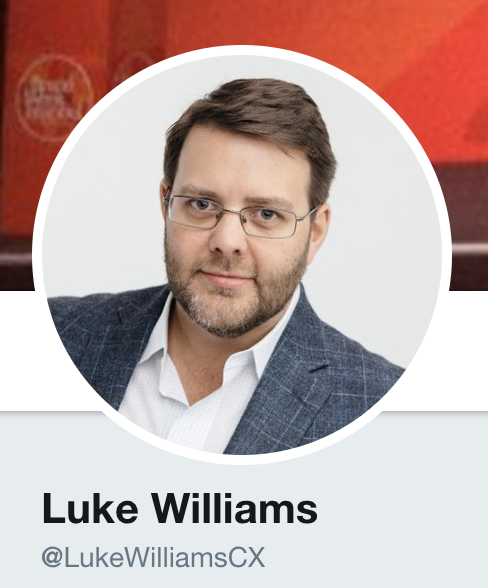 Luke Williams Twitter