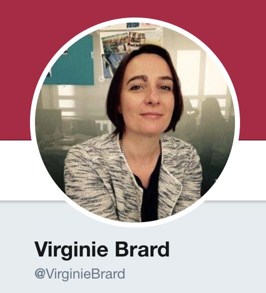Virginie Brard Twitter