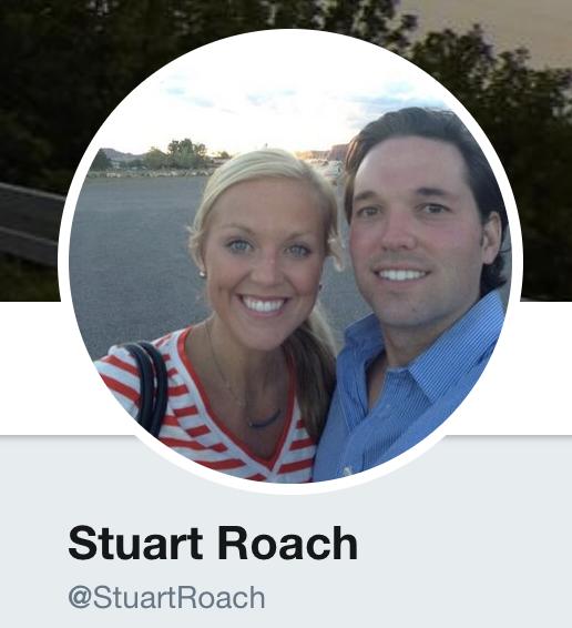 Stuart Roach Twitter