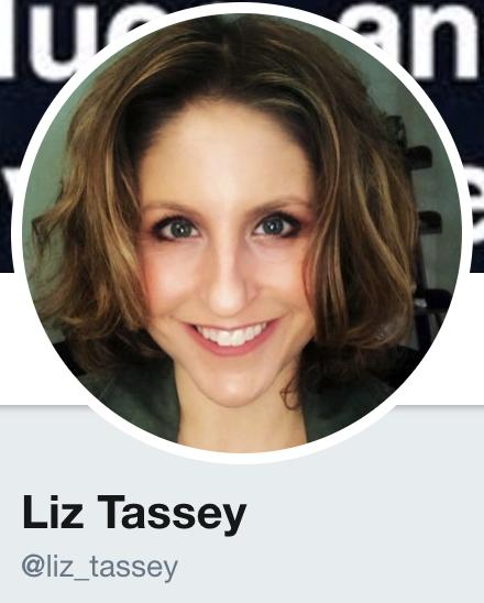 Liz Tassey Twitter