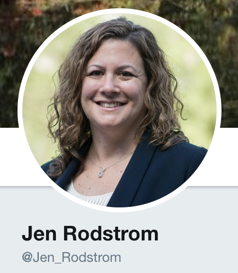 Jen Rodstrom Twitter
