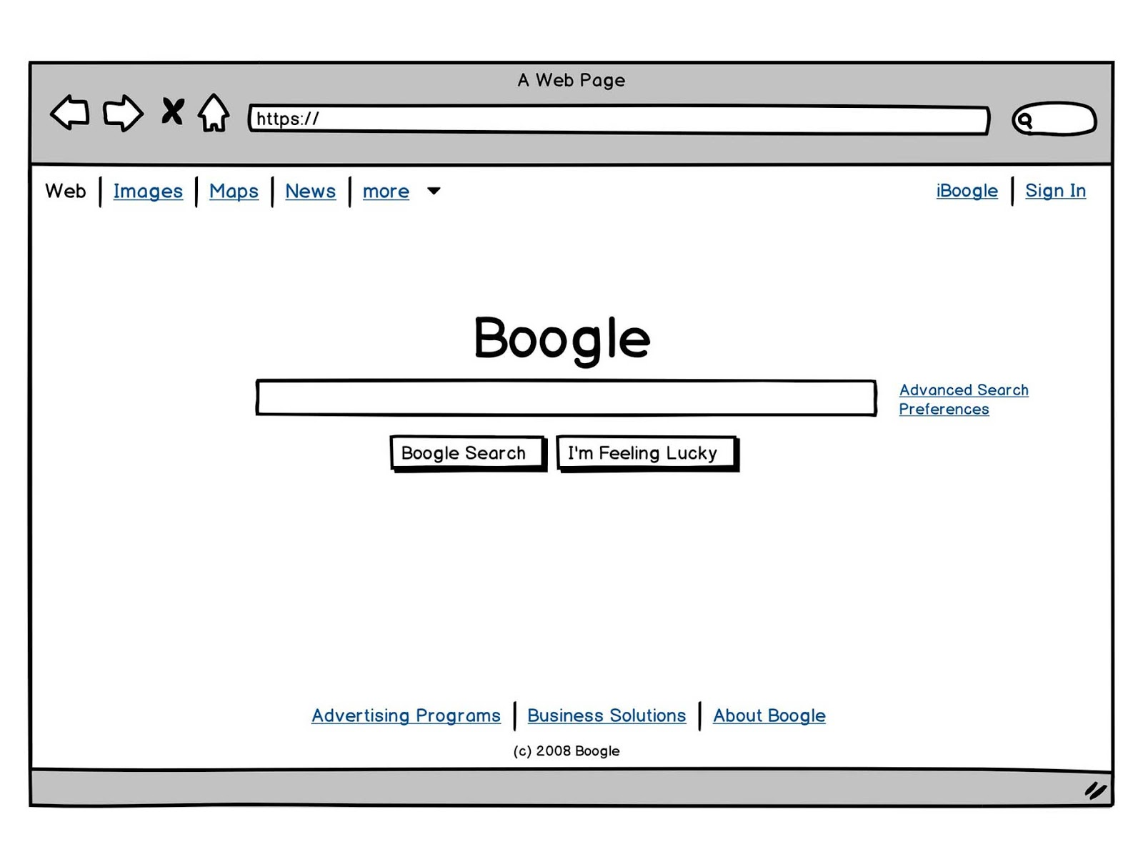 Balsamiq - wireframe tool